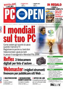 Copertina di PC Open